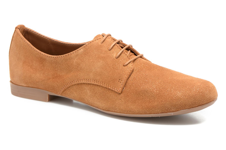 Chaussures à lacets André Fabuleux P Marron vue détail/paire