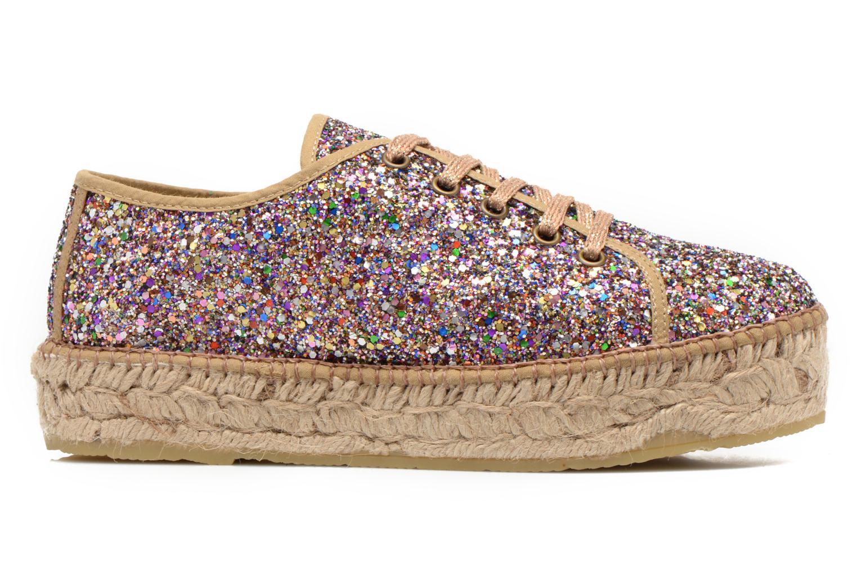 Chaussures à lacets André Friandise Multicolore vue derrière