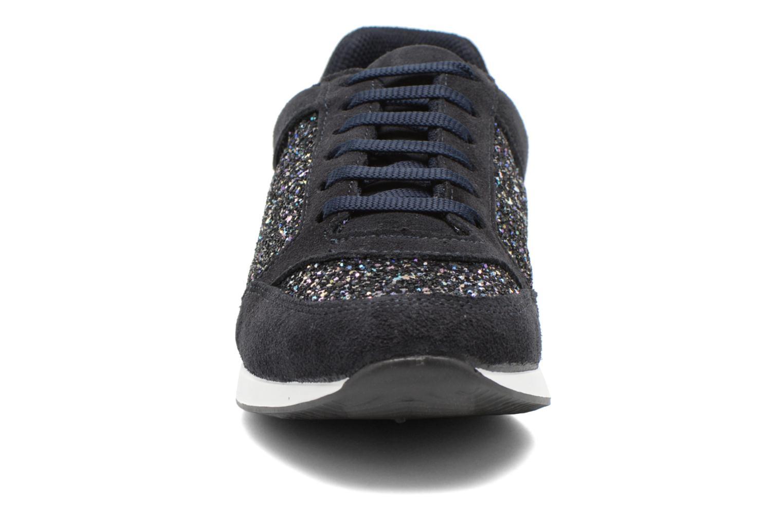 Baskets André Marathon 6 Bleu vue portées chaussures