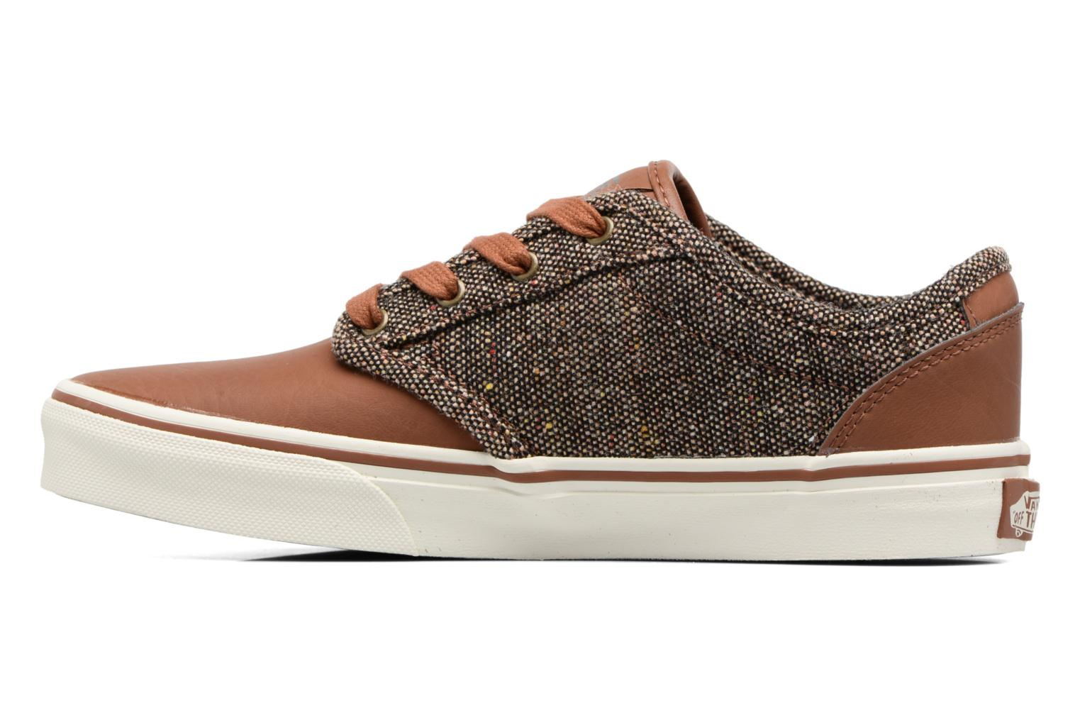 Marshmallow Shell Tweed Deluxe Atwood Tortoise Vans qwnXHa4Sq