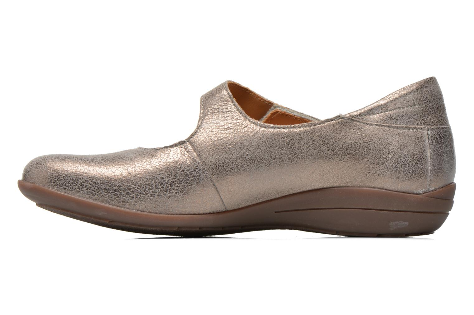 Ballet pumps Mephisto ODALYS Grey front view