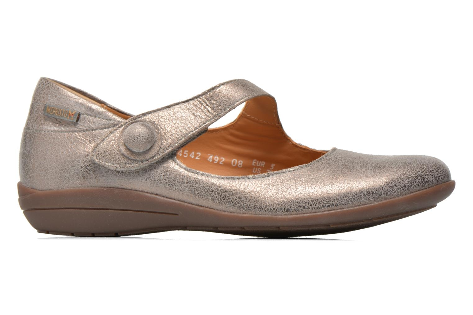 Ballet pumps Mephisto ODALYS Grey back view