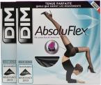 Collant ABSOLU FLEX TRANSPARENT Pack de 2
