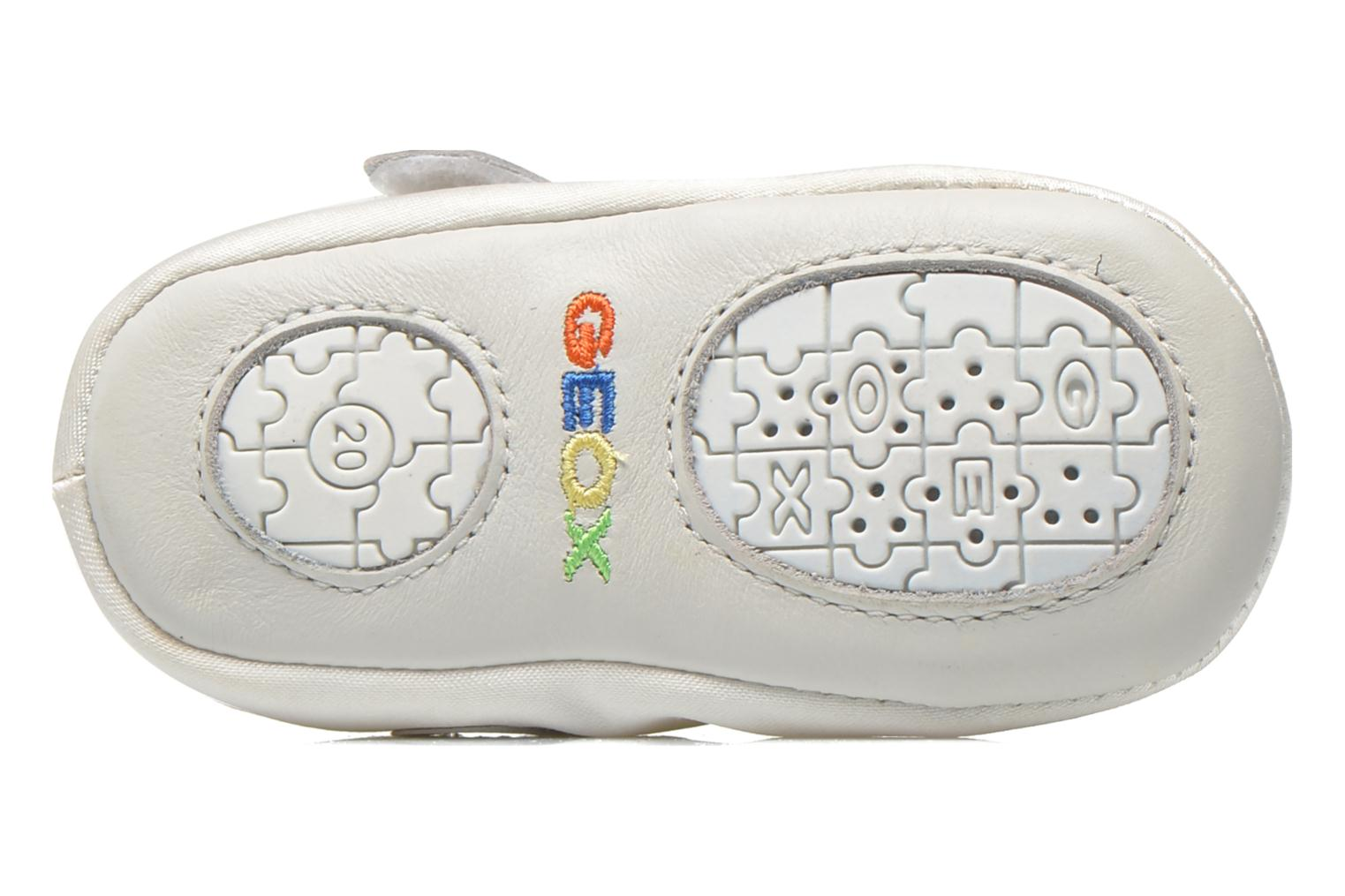 Ballet pumps Geox B Ian B5253C White view from above