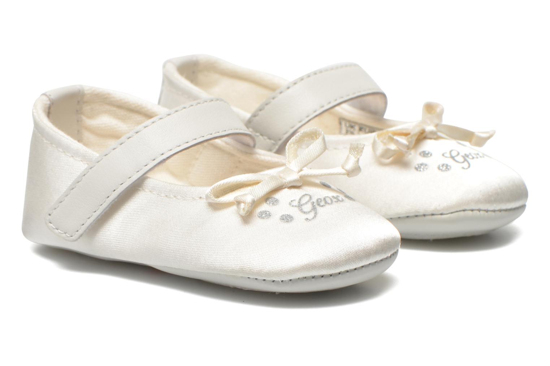 Ballerinas Geox B Ian B5253C weiß detaillierte ansicht/modell