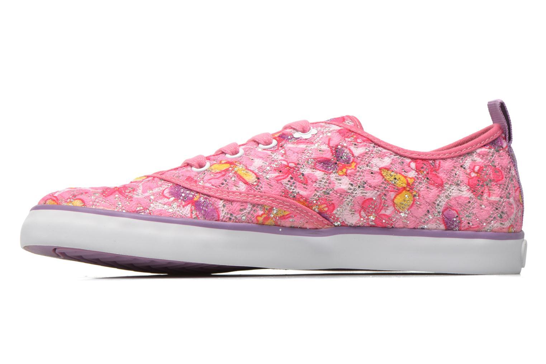 Sneaker Geox JR Ciak Girl J5204E rosa ansicht von vorne