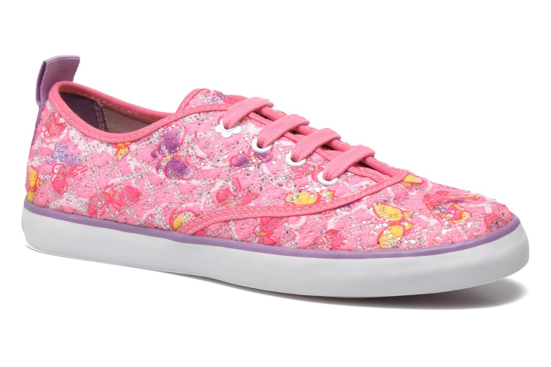 Sneakers Geox JR Ciak Girl J5204E Rosa vedi dettaglio/paio