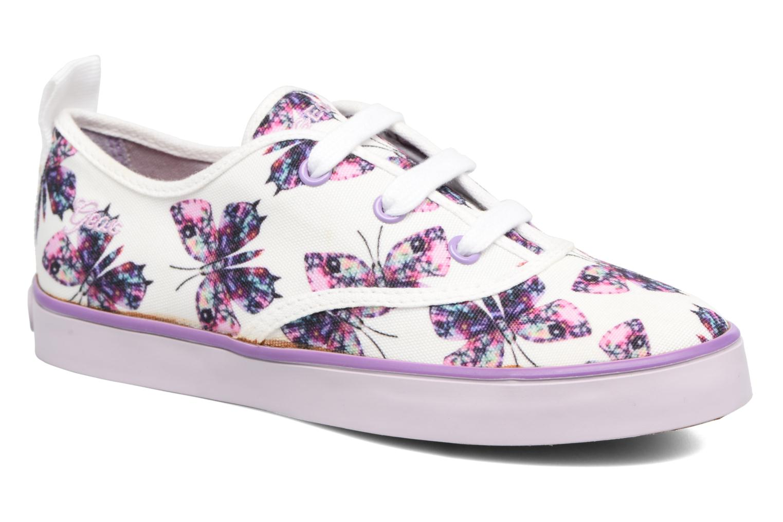 Sneakers Geox JR Ciak Girl J5204E Bianco vedi dettaglio/paio