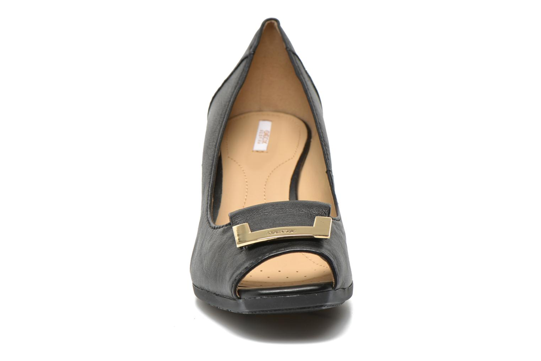 Escarpins Geox D Consuelo D5282A Noir vue portées chaussures