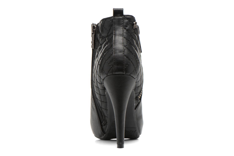 Bottines et boots Refresh Elise-61121 Noir vue droite