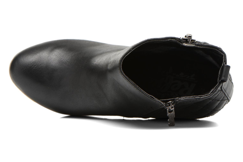 Bottines et boots Refresh Elise-61121 Noir vue gauche