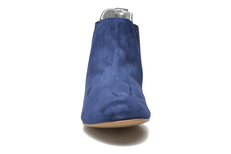 Bottines et boots Ippon Vintage Sun Puppies Bleu vue portées chaussures