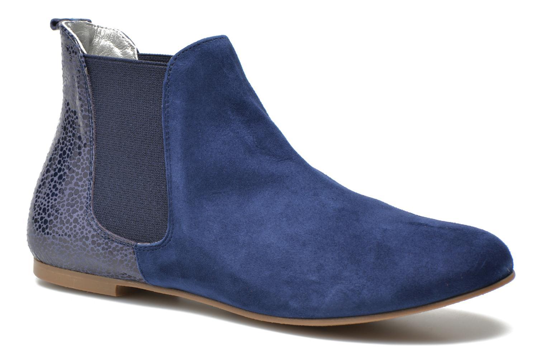 Bottines et boots Ippon Vintage Sun Puppies Bleu vue détail/paire