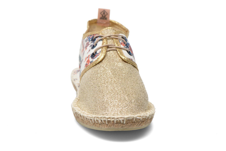 Chaussures à lacets Arsène Tennis Bandana Multicolore vue portées chaussures