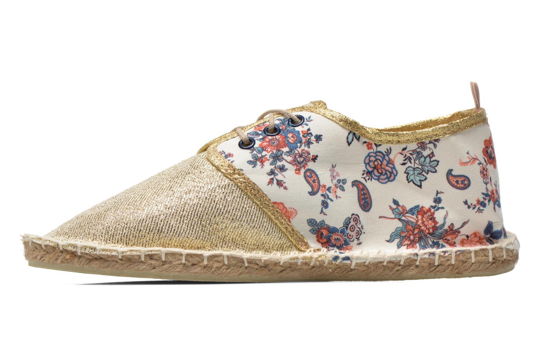 Chaussures à lacets Arsène Tennis Bandana Multicolore vue face