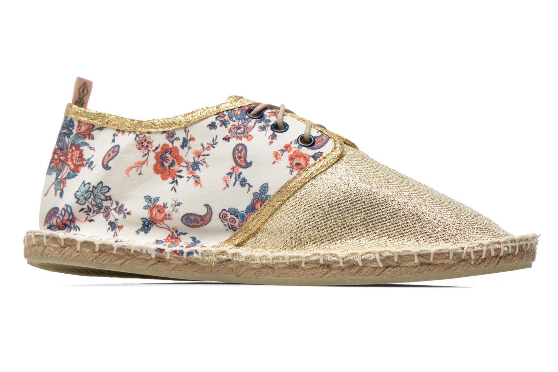 Chaussures à lacets Arsène Tennis Bandana Multicolore vue derrière