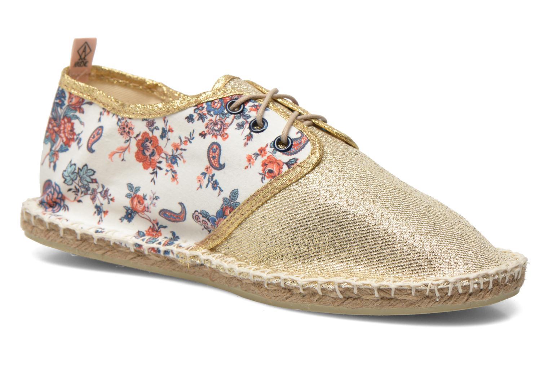 Chaussures à lacets Arsène Tennis Bandana Multicolore vue détail/paire