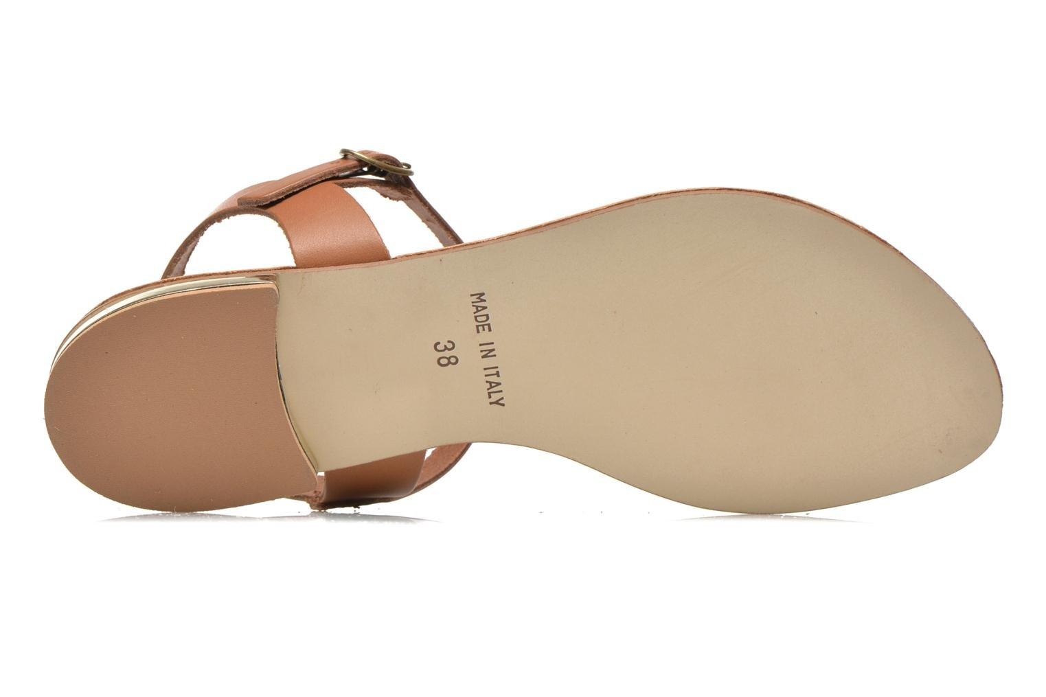 Sandals Georgia Rose Dormine Brown view from above