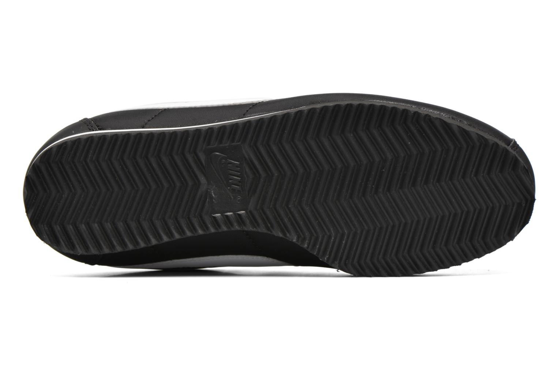 Nike Cortez Nylon (Gs) Black white 2