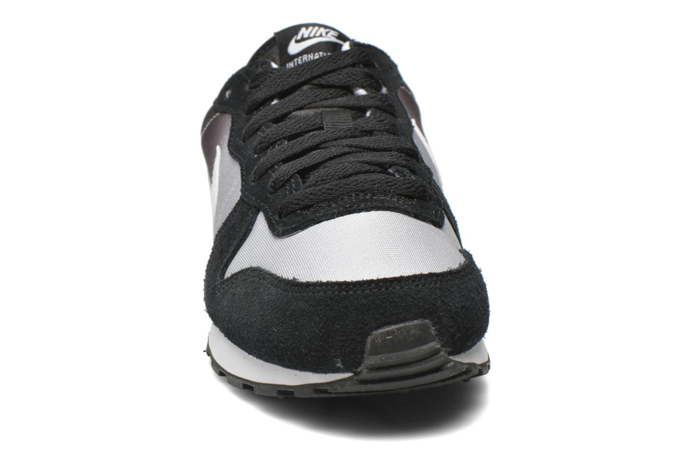 Sneaker Nike Nike Internationalist (Gs) schwarz schuhe getragen