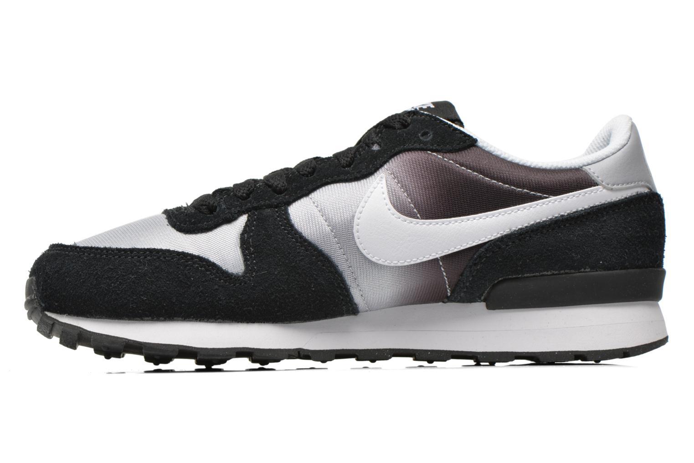 Sneaker Nike Nike Internationalist (Gs) schwarz ansicht von vorne