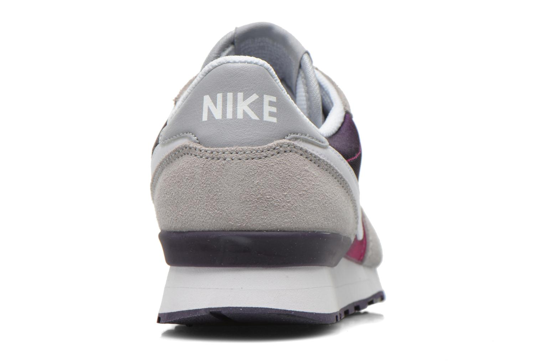 Baskets Nike Nike Internationalist (Gs) Gris vue droite