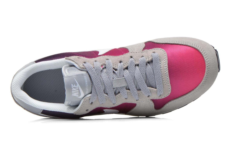 Sneakers Nike Nike Internationalist (Gs) Grigio immagine sinistra
