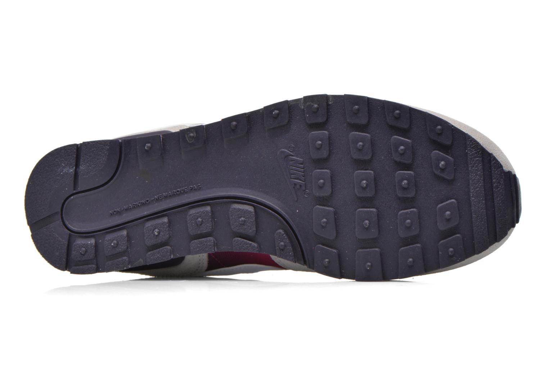 Nike Internationalist (Gs) Wolf Grey White-Purple Dynasty
