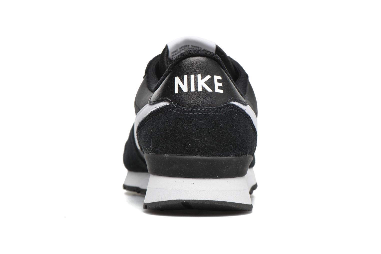 Deportivas Nike Nike Internationalist (Gs) Negro vista lateral derecha