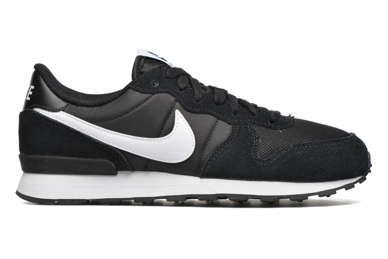Sneaker Nike Nike Internationalist (Gs) schwarz ansicht von hinten