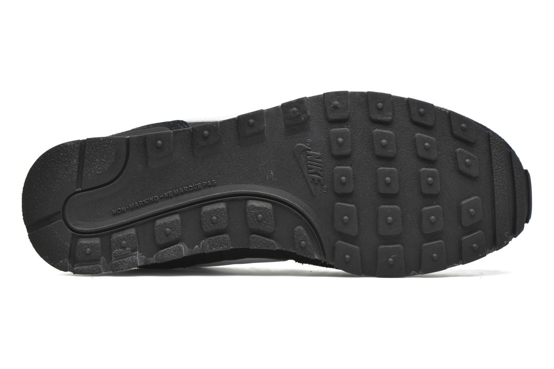 Sneaker Nike Nike Internationalist (Gs) schwarz ansicht von oben