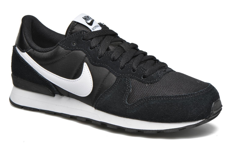 Trainers Nike Nike Internationalist (Gs) Black detailed view/ Pair view