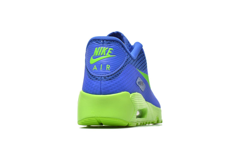Baskets Nike Nike Air Max 90 Br (Gs) Bleu vue droite