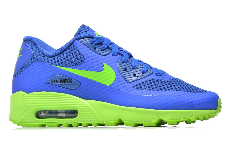 Baskets Nike Nike Air Max 90 Br (Gs) Bleu vue derrière
