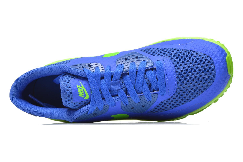 Baskets Nike Nike Air Max 90 Br (Gs) Bleu vue gauche