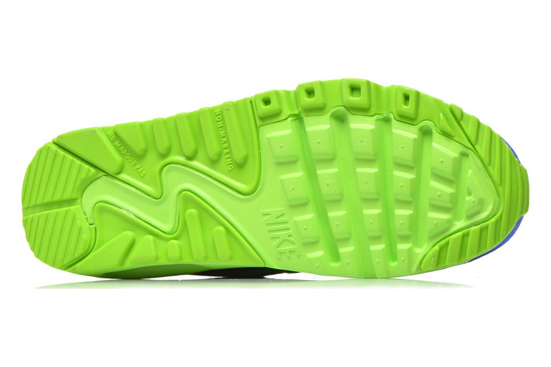 Baskets Nike Nike Air Max 90 Br (Gs) Bleu vue haut