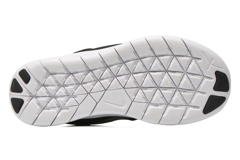 Deportivas Nike Nike Free Rn (Psv) Negro vista de arriba