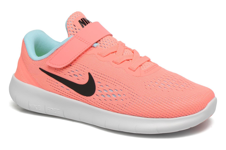 Sneaker Nike Nike Free Rn (Psv) rosa detaillierte ansicht/modell