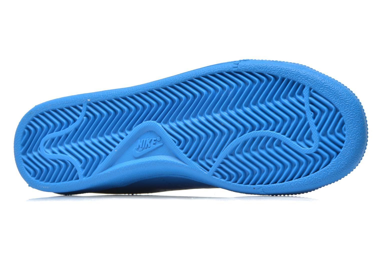 Sneaker Nike Tennis Classic Prm (Gs) blau ansicht von oben