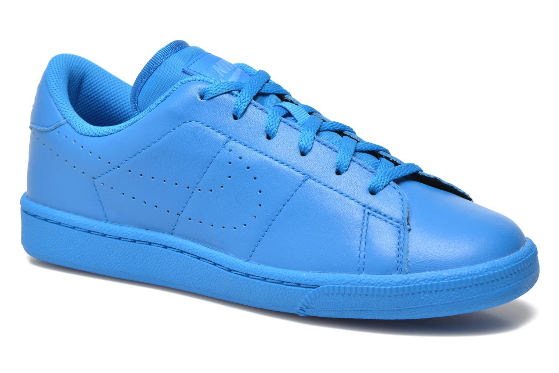 Baskets Nike Tennis Classic Prm (Gs) Bleu vue détail/paire