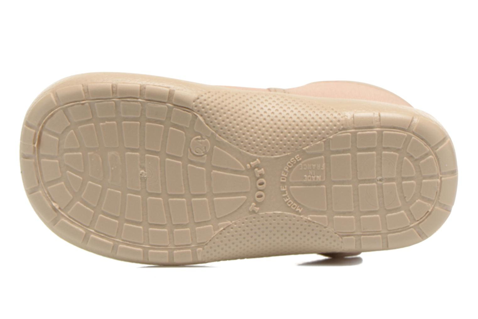 Chaussons Little Mary Sonchat2 Beige vue haut