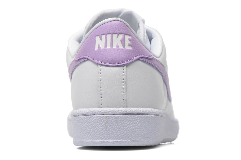 Baskets Nike Wmns Tennis Classic Blanc vue droite