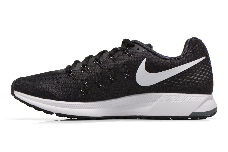 Sportschuhe Nike Nike Air Zoom Pegasus 33 schwarz ansicht von vorne
