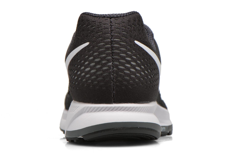 Sportschuhe Nike Nike Air Zoom Pegasus 33 schwarz ansicht von rechts