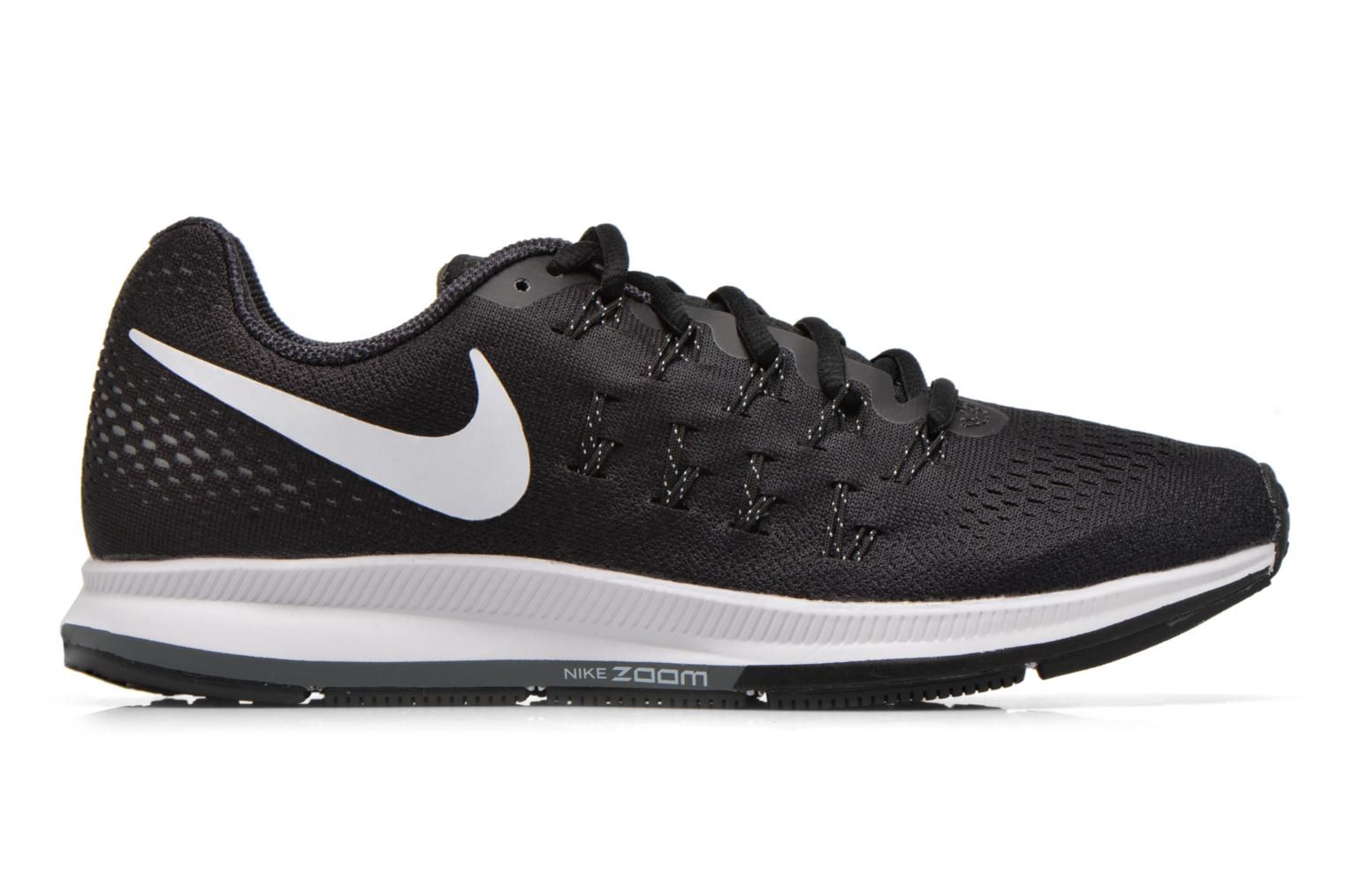 Sport shoes Nike Nike Air Zoom Pegasus 33 Black back view