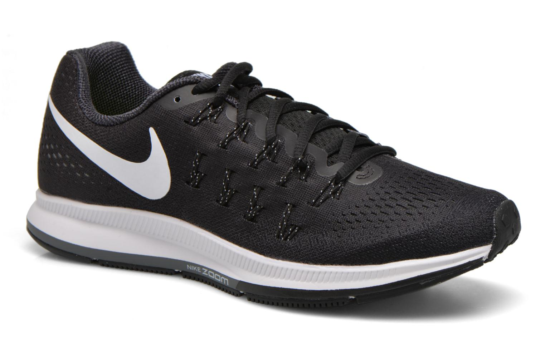 Nike Air Zoom Pegasus 33 BLACK/WHITE-ANTHRACITE-CL GREY