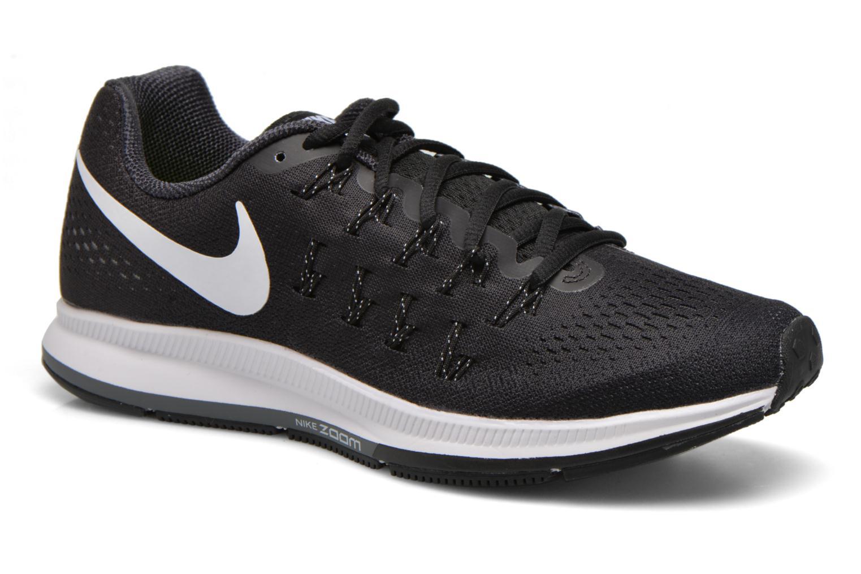 Chaussures de sport Nike Nike Air Zoom Pegasus 33 Noir vue détail/paire