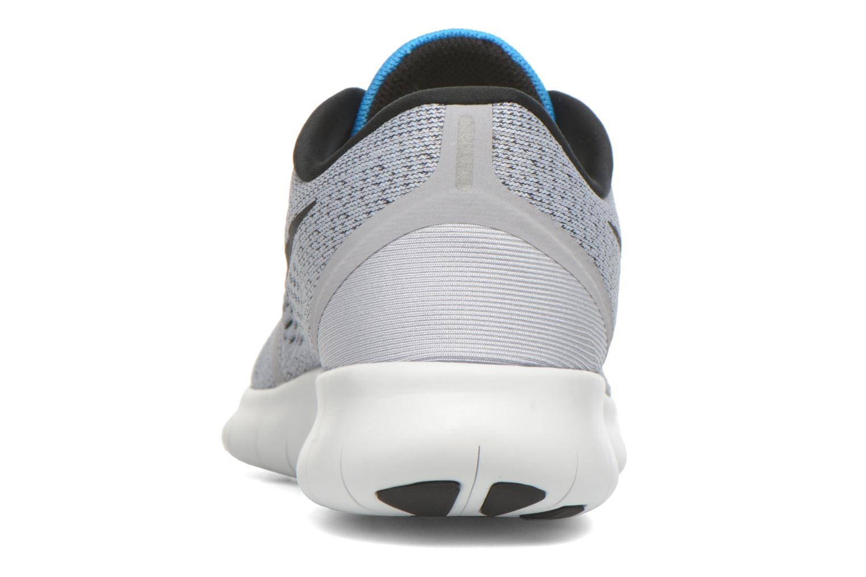 Chaussures de sport Nike Nike Free Rn Gris vue droite