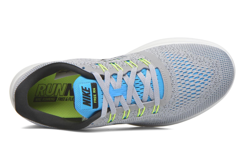 Chaussures de sport Nike Nike Free Rn Gris vue gauche