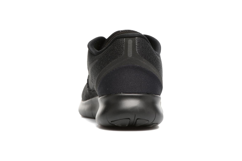 Nike Free Rn Black/Black-Anthracite